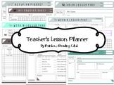 Teacher's Lesson Planner