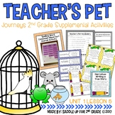 Teacher's Pet Journeys 2nd Grade Supplemental Activities