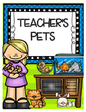 Teacher's Pets Journeys 2nd Grade: Unit 1- Lesson 5