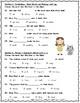 Teacher's Pets ~ Language Arts Test ~ 2nd Grade ~ HMH Journeys
