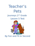 Teacher's Pets Assessment