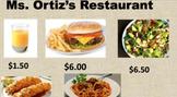 Teacher's Restaurant to Introduce Tax and Tip