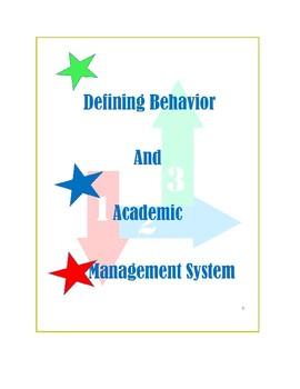 Teacher's Rubric on Student Behavior