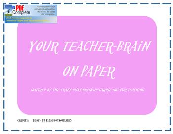 Teacher's To Do List