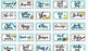 Teacher's Toolbox Labels Editable! Resource labels grey and turquoise