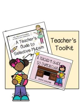 Teacher's Toolkit - Selective Mutism & Dyscalculia Bundle