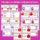 Teacher's Valentine's Day Cards for Students with Candy Theme