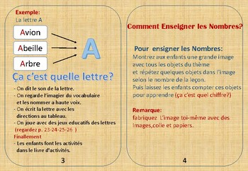 teacher's guide french