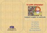 teacher's guide french