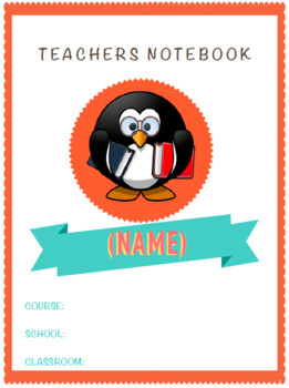 Teacher's notebook complete