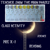 Teacher, show the moon phases to me! (Book Companion)