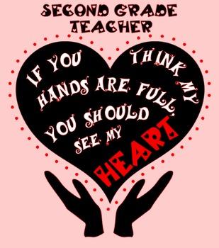 Teacher themed t-shirts
