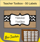 Farmhouse Teacher Toolbox