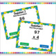 Teacher vs. Student - 2 digit by 1 Digit Multiplication PPT Game