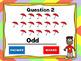 Teacher vs. Student - Even or Odd - Spring Edition