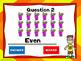 Teacher vs. Student - Even or Odd - Summer Edition