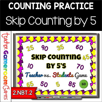 Teacher vs. Student - Skip Counting by 5's