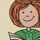 Teacher with a Book - Clip Art - Vector Art