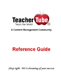 TeacherTube Reference Guide
