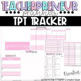 Teacherpreneur Planner for Tpt Seller and Bloggers