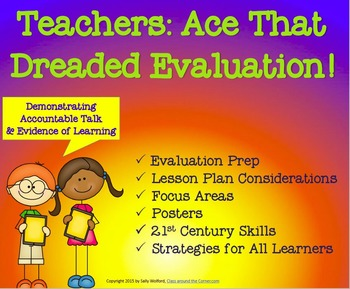 Teachers: Ace That Dreaded Evaluation