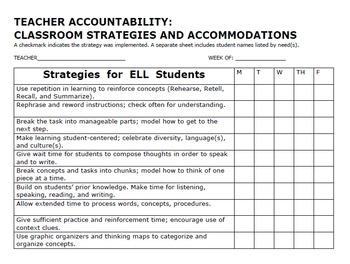 Teachers: Ace That Dreaded Evaluation
