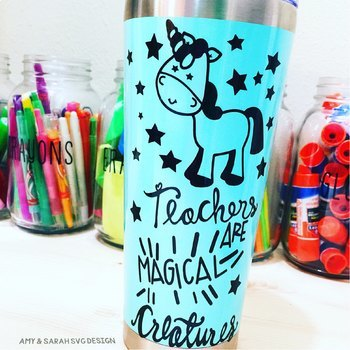Teachers Are Magical Creatures