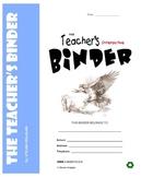 TEACHER'S BINDER: interactive, printable, useful classroom