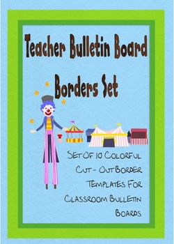 Teachers Bulletin Board Borders Set