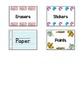 Teacher's Classroom Organizing Labels