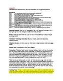 Teacher's College Kindergarten Unit 6 Reading Mini-lessons