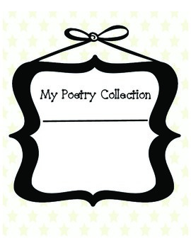 Teacher's College Poetry Writing Unit Supplements for 3rd Grade