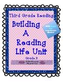 Third Grade Building a Reading Life September Unit Grade 3