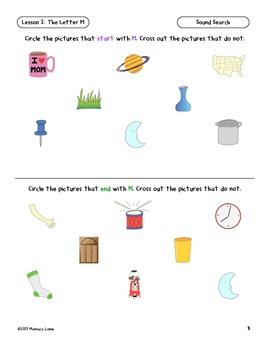Teacher's Creatures Beginning Language Arts Workbook