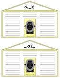 Teacher's Creatures Long Vowel Neighborhoods (Long Vowel Word Family Houses)