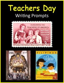 Teachers Day Writing Prompts