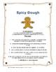 SENSORY TABLE DOUGH