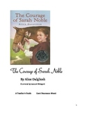"""Teacher's Guide: """"The Courage of Sarah Noble"""""""