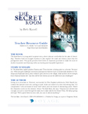 "Teacher's Guide, ""The Secret Room,"" FREE Download!"