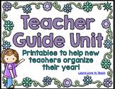 Teachers Guide Unit