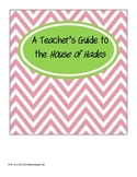 Teacher's Guide for The House of Hades, a novel by Rick Riordan