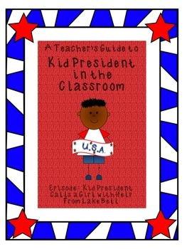 Kid President in the Classroom:  Phone Manners-Kid President Calls a Girl