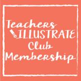 Teachers Illustrate Club Membership