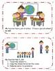 Teacher's Job and My Job Social Story Packet