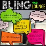 Teacher's Lounge Fun Boost Faculty Morale