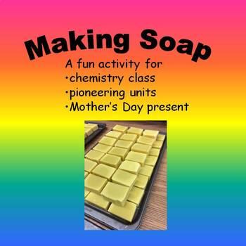 Teachers Making Soap