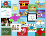 Teacher's Note Cards Pack