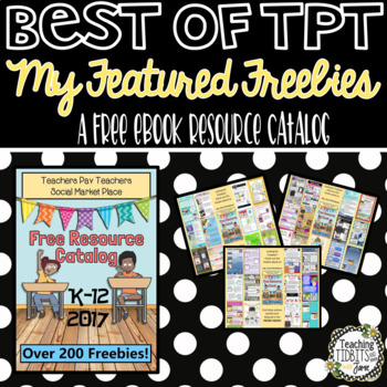 Teachers Pay Teachers Marketplace Social Group Ebook - 200 Free Downloads