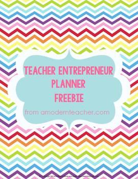 Teachers Pay Teachers Product Checklist {at-a-glance} Freebie