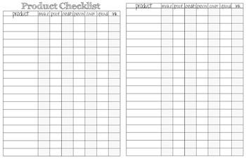 Business Planner: TeachersPayTeachers, Private Music Lessons, etc